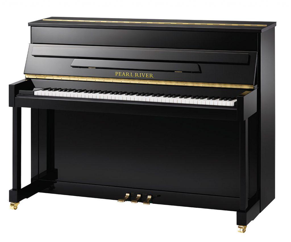 Pearl River EU110 Upright Piano
