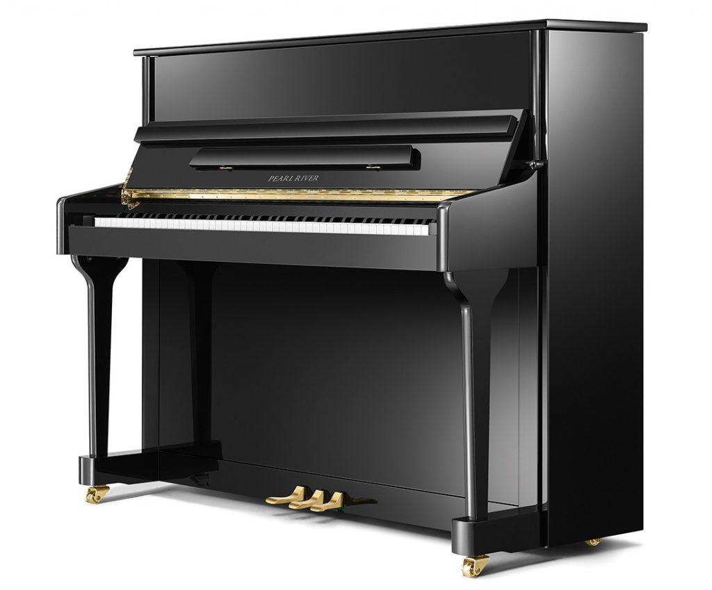 Pearl River EU118 Upright Piano