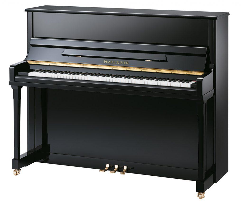 Pearl River EU122 Upright Piano