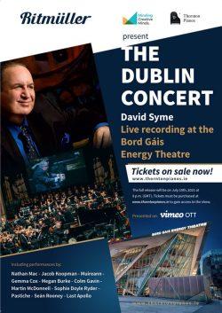 Dublin Concert-Thornton Superior Session Artist 1b