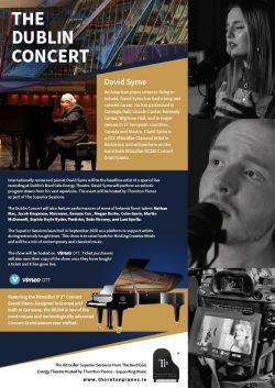 Dublin Concert-Thornton Superior Session Artist 2