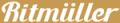 Ritmuller logo white